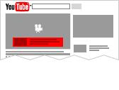 Overlay Werbeanzeige