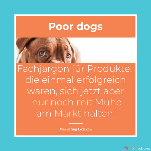 Poor Dogs Definition
